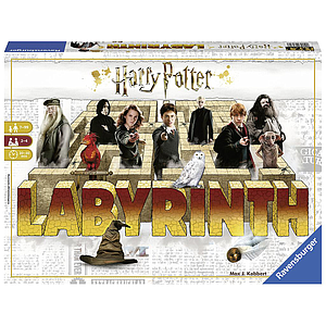 Ravensburger lauamäng Harry Potter labürint
