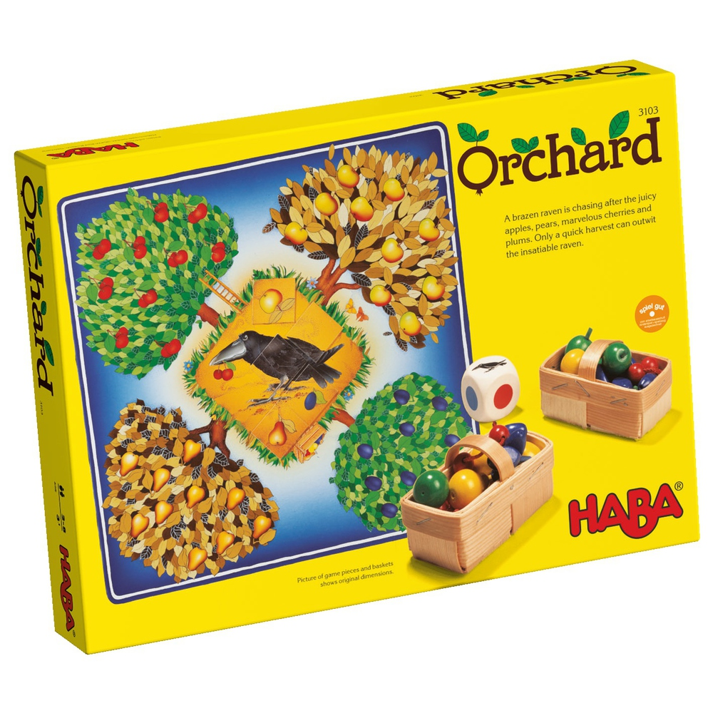 HABA Board Game Orchard
