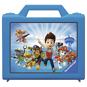Ravensburger Cube Puzzle Paw Patrol