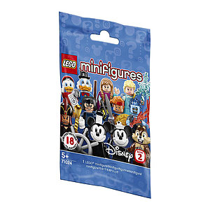 LEGO Minifigures Series 2: Disney