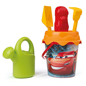 Smoby Cars Bucket Set