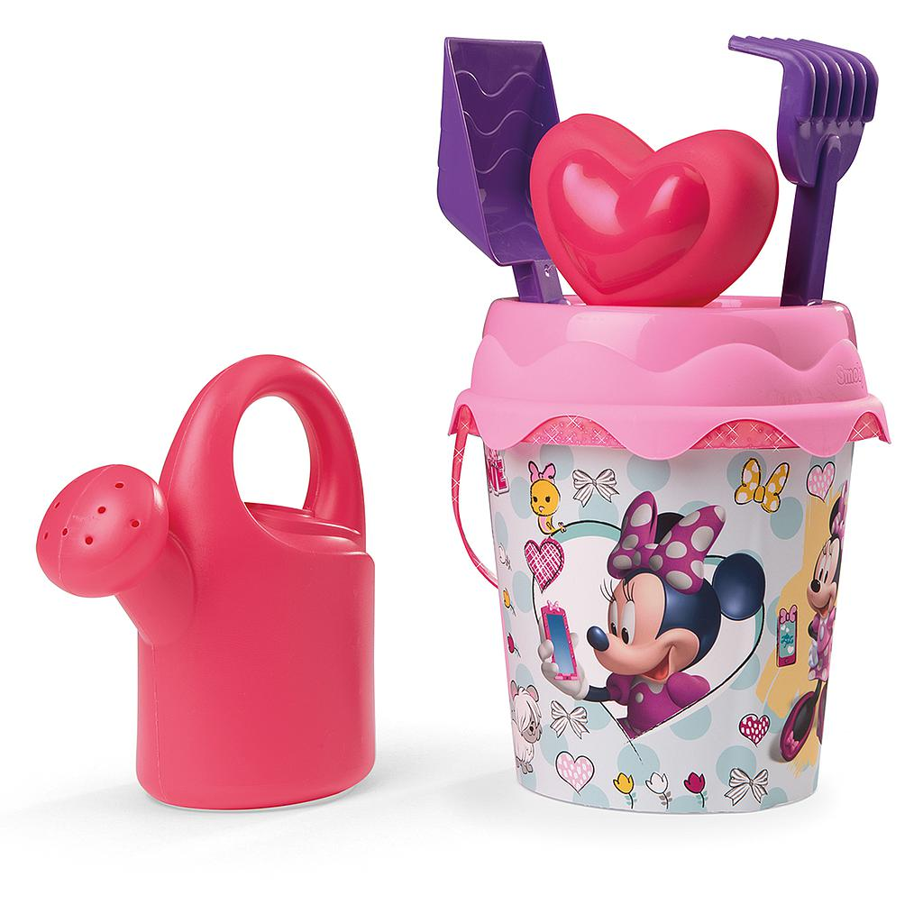 Smoby Bucket Set Minnie