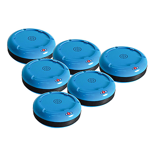 TTS Outdoor Big Point Recordable Buttons 6pk