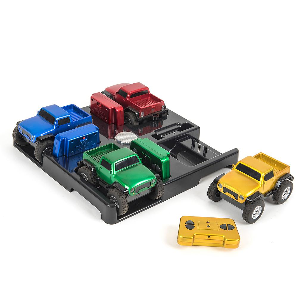 TTS Rugged Racers 2