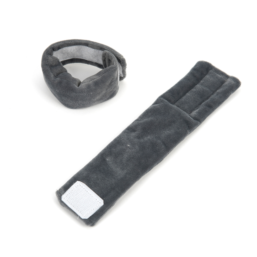 TTS Weighted Wristbands Grey