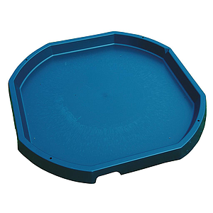 TTS Plastic Active World Discovery Tuff Tray Blue