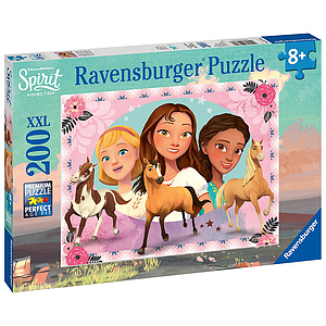 Ravensburger XXL Puzzle 200 pc Spirit Adventure with Lucky