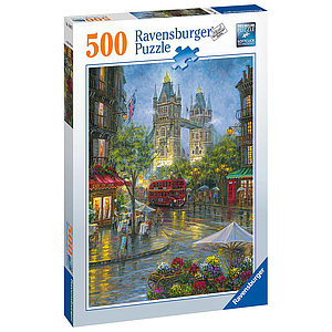 Ravensburger pusle 500 tk London