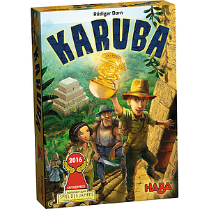 HABA Board Game Karuba