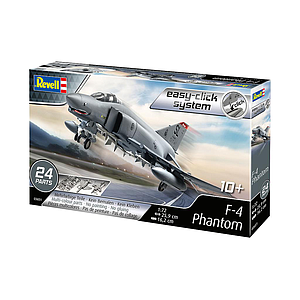 Revell F-4E Phantom 1:72 Easy-Click