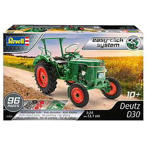 Revell Deutz D30 1:24 Easy-Click
