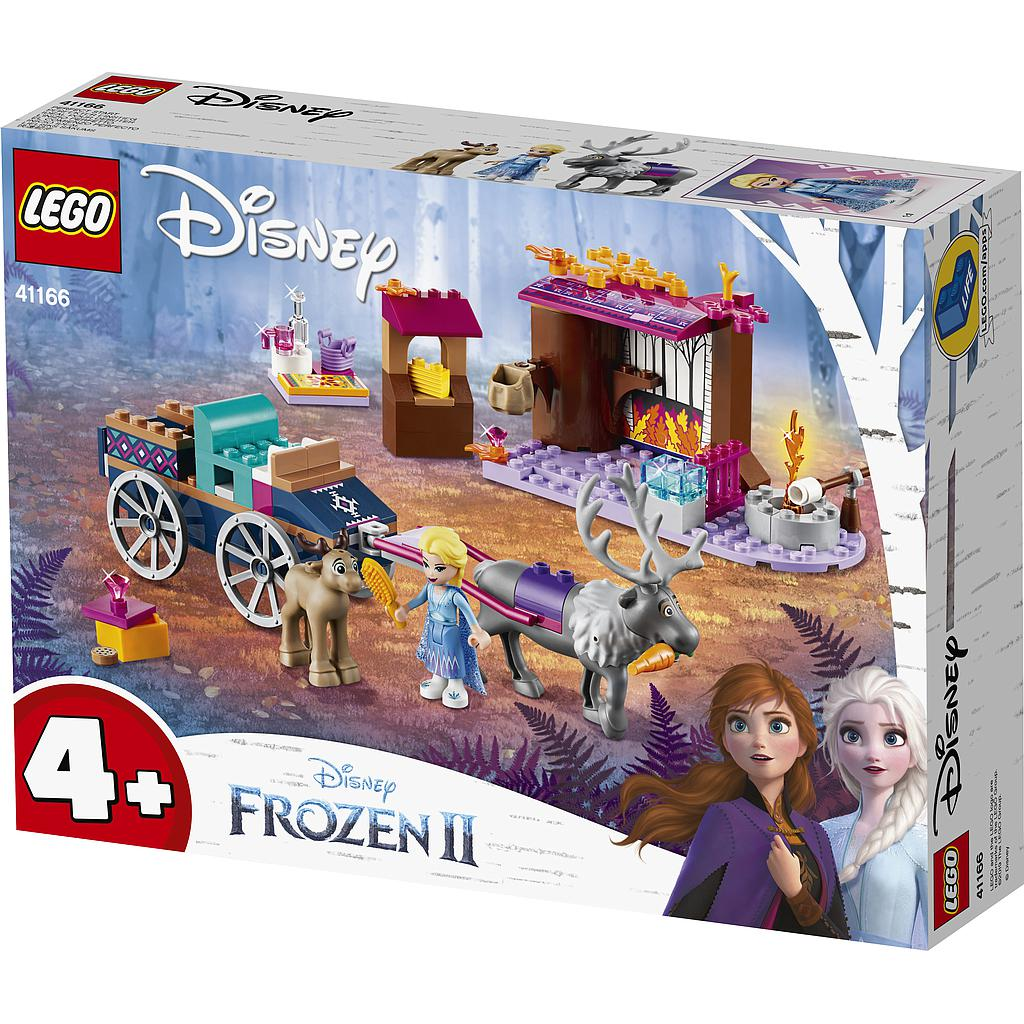 LEGO Disney Frozen 2 Elsa's Wagon Adventure