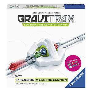 Ravensburger GraviTrax Magnetic Cannon Expansion
