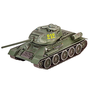 T-34/85 Scale: 1:72