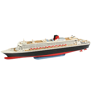 OceanLiner QUEEN MARY 2 Scale: 1:1200