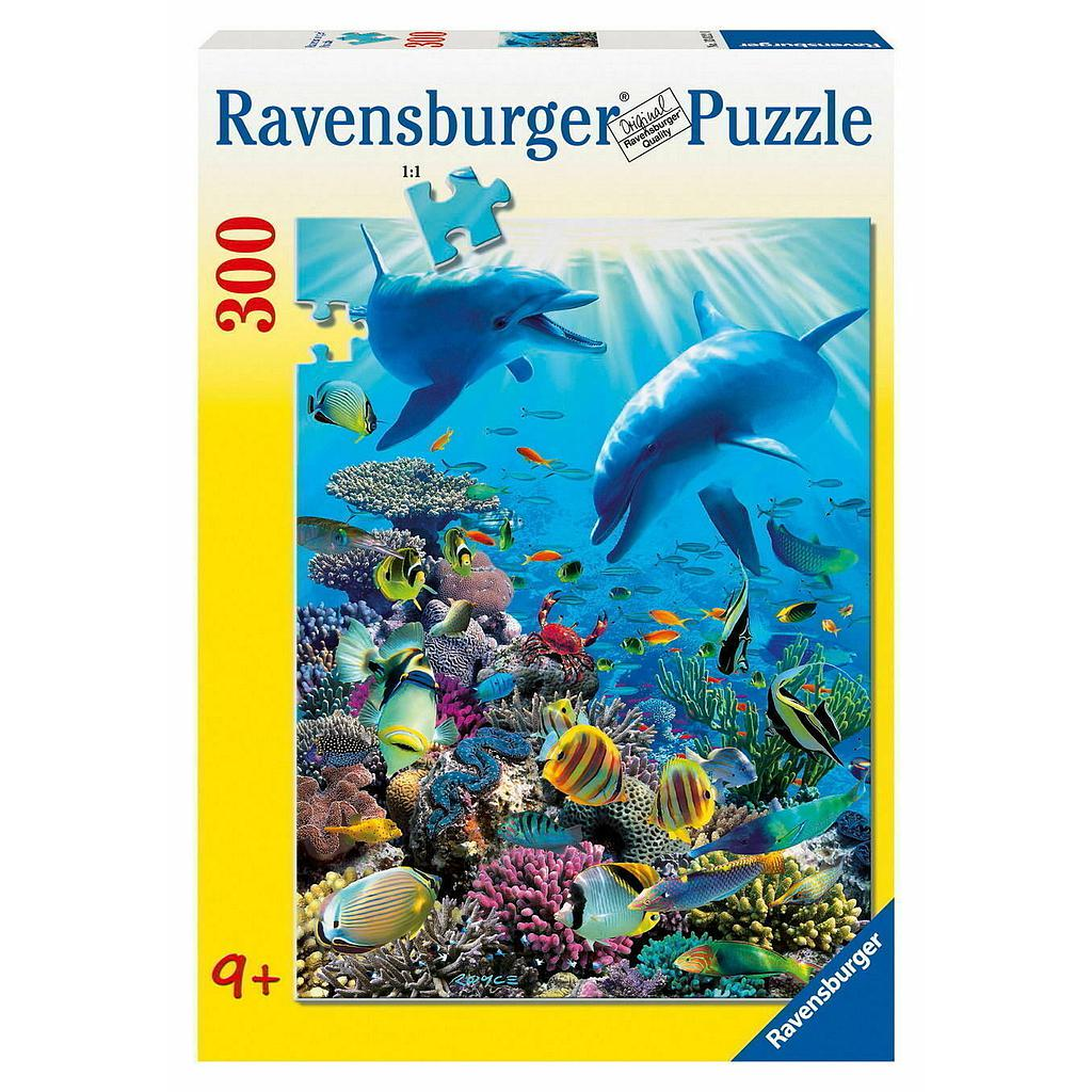 Ravensburger Puzzle 300 pc Underwater Adventure