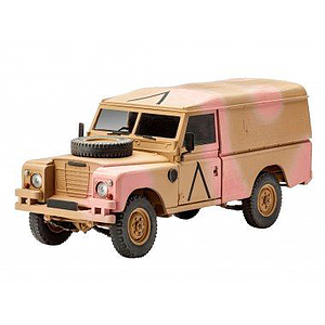 Revell British 4x4 Off-Road Vehicle SeriesIII (109 /LWB) 1:35