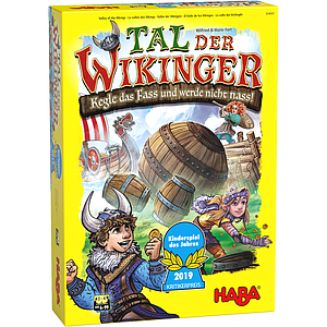 Haba Board Game Valley of the Vikings