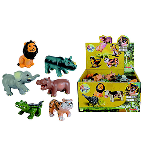 Simba Rubber Animals