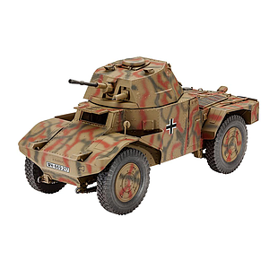Revell Armoured Scout Vehicle P 204 (f) 1:35