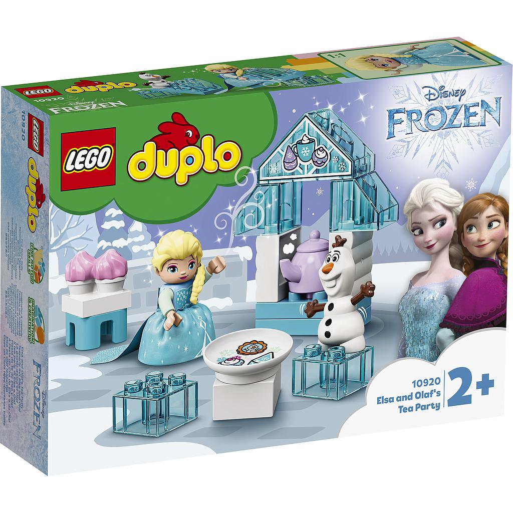 LEGO DUPLO Elsa and Olaf's Tea Party