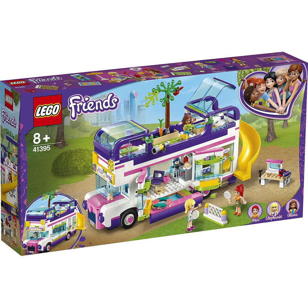 LEGO Friends Friendship Bus