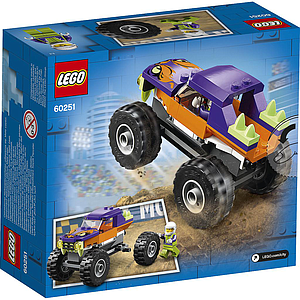 LEGO City Monsterauto