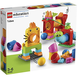 LEGO Education Tubes