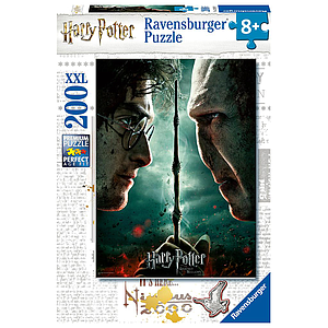 Ravensburger pusle  200 tk. Harry Potter