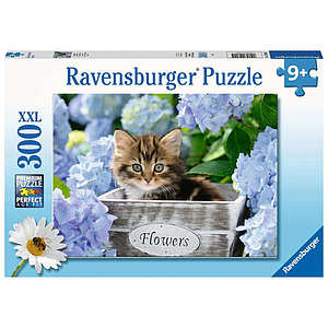 Ravensburger pusle 300 tk Kitty