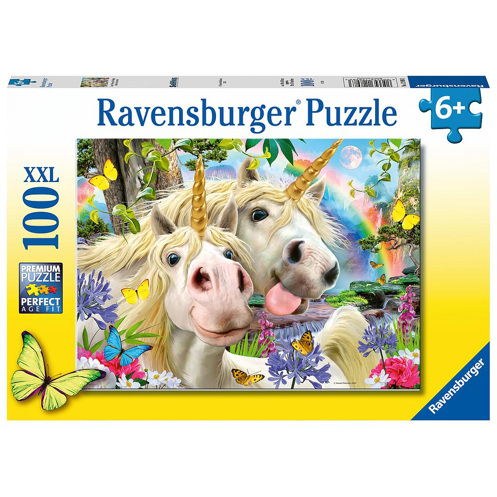 Ravensburger Puzzle 100 pc Don't Worry, Be Happy