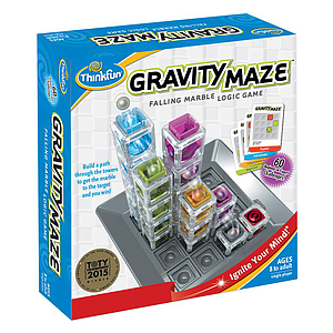 ThinkFun board game Gravity Maze