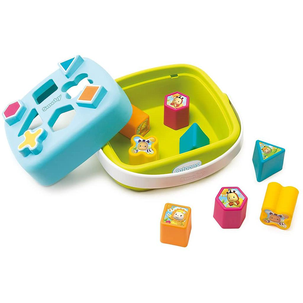 Smoby Cotoons Shape Sorter