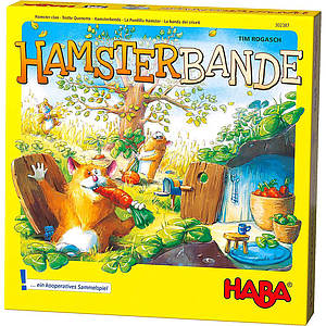 HABA Board Game Hamster Clan