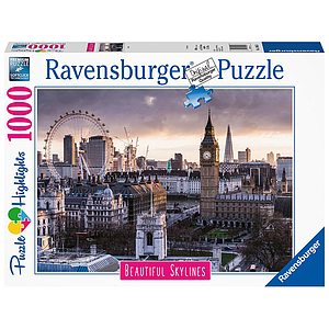 Ravensburger pusle   1000 tk. London