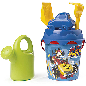 Smoby Mickey Garnished Bucket, medium