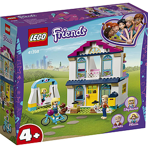 LEGO Friends Stephanie maja