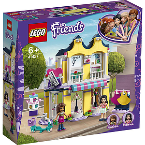 LEGO Friends Emma moepood