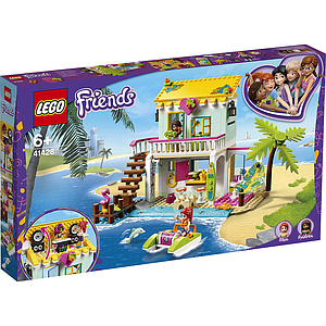 LEGO Friends Rannamaja