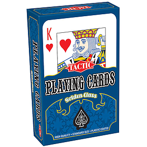 Tactic Playing Cards