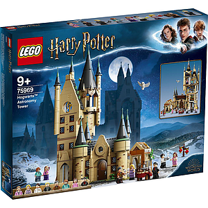 LEGO Harry Potter Astronoomia torn