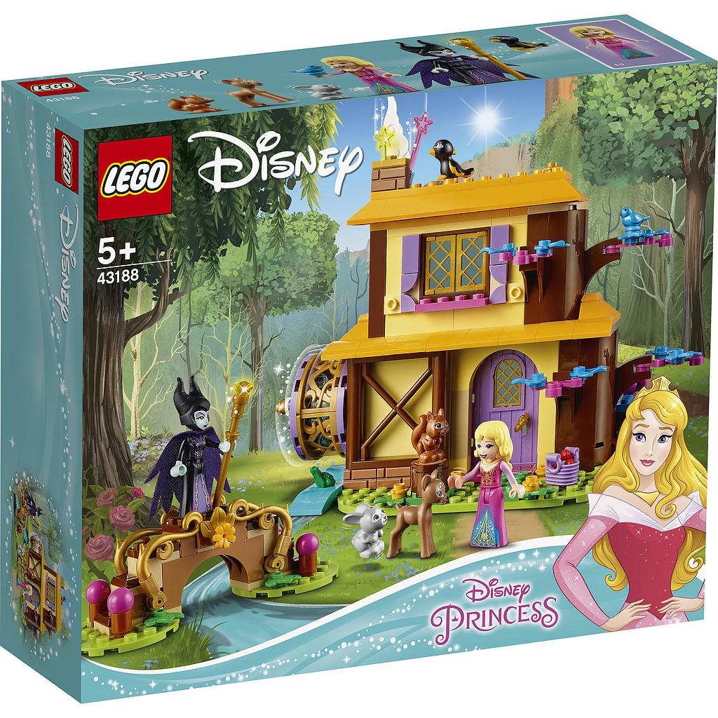 LEGO Disney Aurora's Forest Cottage