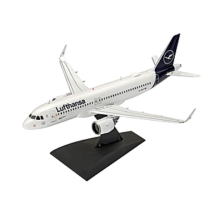 "Revell Airbus A320 Neo Lufthansa ""New Livery""  1:144"