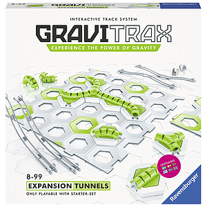 Ravensburger GraviTrax Tunnel Pack Expansion