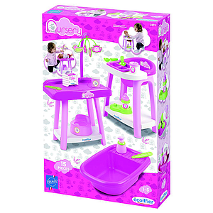Ecoiffier Baby Center 3 in 1