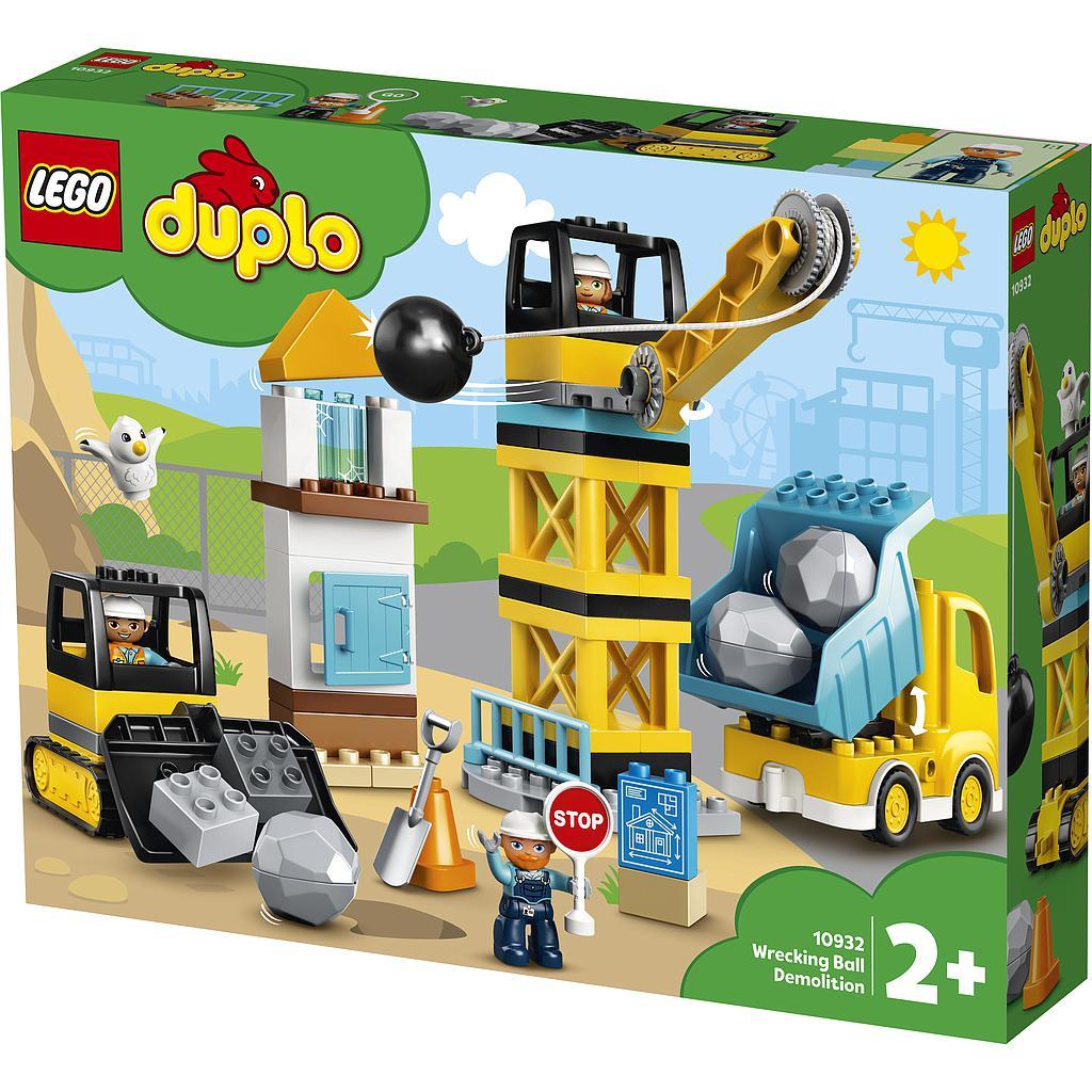 LEGO DUPLO Lammutuskuuliga lammutamine | Insplay - Home of Educational Toys