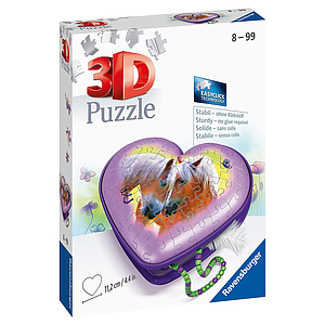 Ravensburger 3D Puzzle Jewelry Box Horse