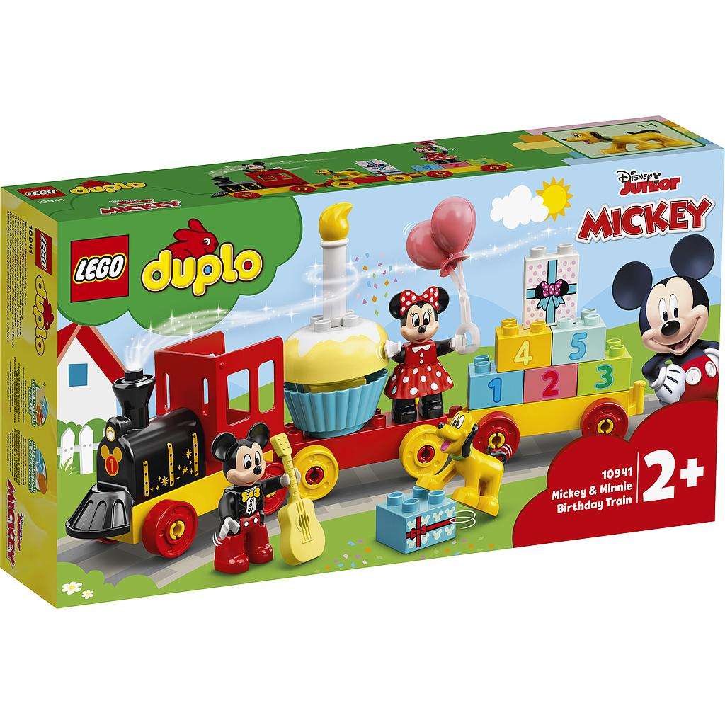 LEGO DUPLO Mickey & Minnie Birthday Train