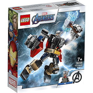 LEGO Super Heroes Thor Mech Armour