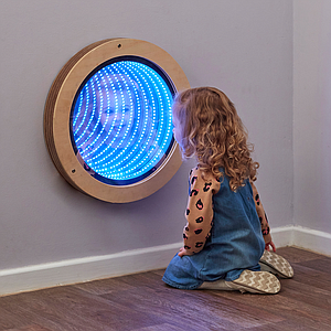 TTS Infinity Mirror with lights